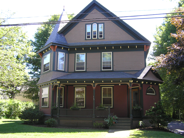 George Dexter house, 15 Argilla Rd., Ipswich MA