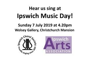 Ipswich Music Day 2019