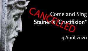 Come and Sing Stainer webhome cancelled image