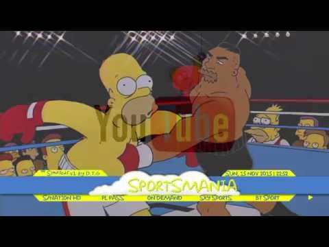 INSTALL THE AMAZING SIMPSONS BUILD WITH IPTV ADDONS XBMC/KODI ~