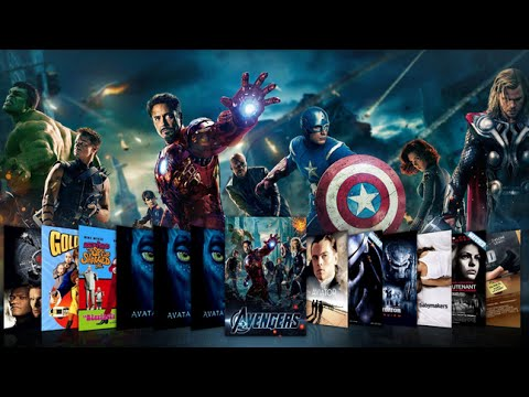 THE MOST CUSTOMIZABLE OFFICIAL XBMC/KODI SKIN