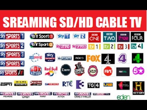 HOW-TO INSTALL IPTV ADDON FOR WATCH CABLE LIVE SD & HD