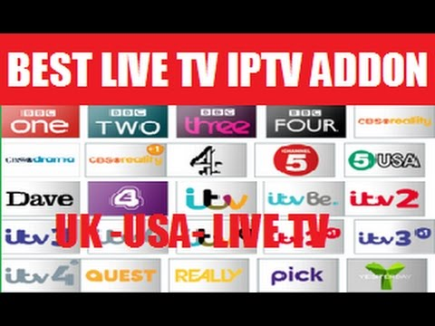 HOW-TO INSTALL LIVE TV IPTV ADDON FOR LIVE TV,MOVIES,SPORTS