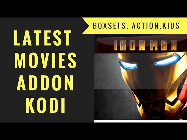 TOP MOVIES ADDON KODI – IRON MAN KODI ADDON