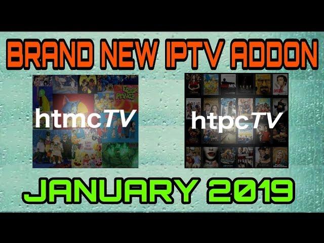 BEST LIVE TV ADDON FOR KODI JANUARY 2019 – FREE WORLD IPTV