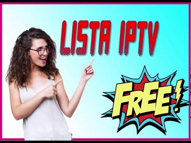 lista iptv gratis atualizada 2019