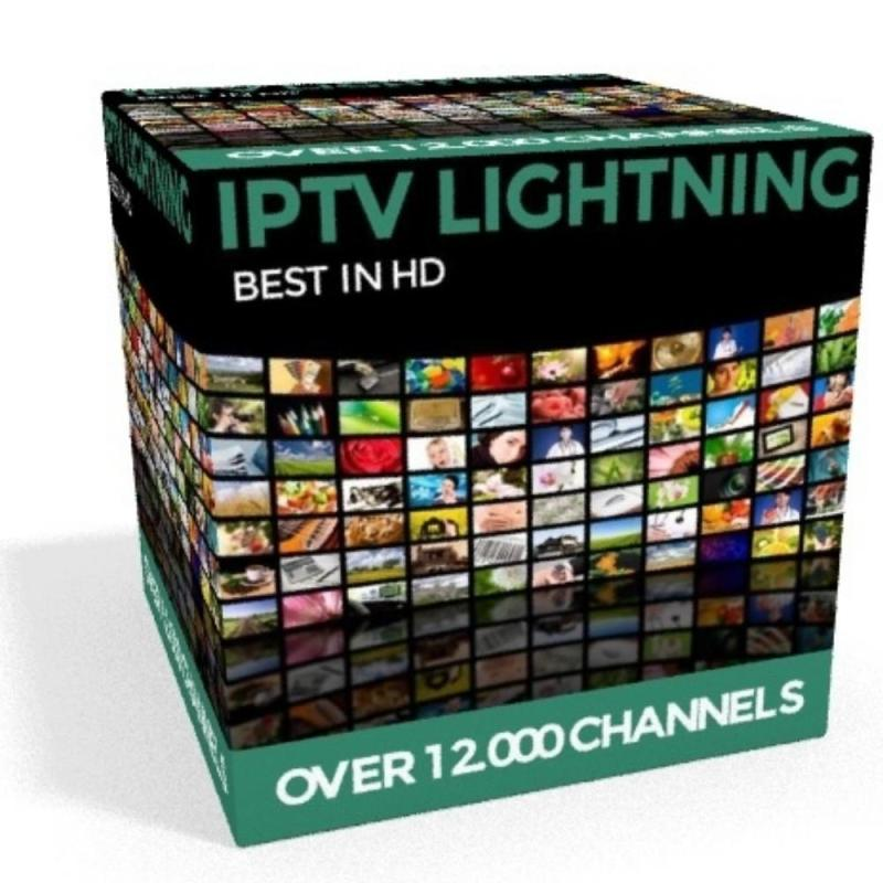 IPTV lightning