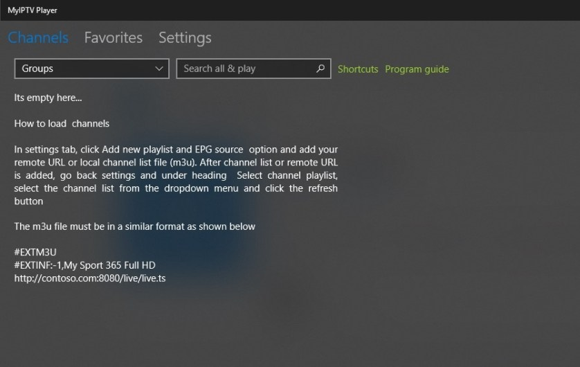 MyIPTV Player: Features, Setup, and Review