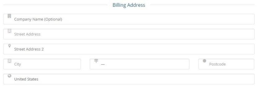 Billing Address