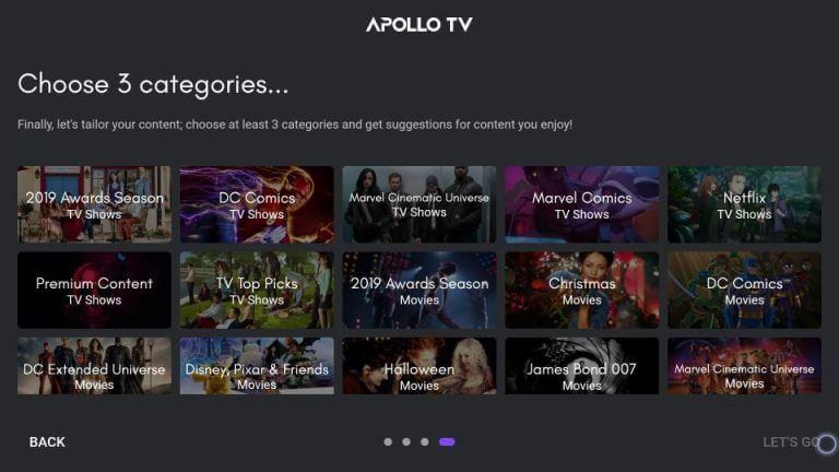 Install Apollo TV on Firestick