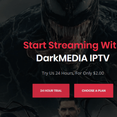 Dark Media IPTV – Stream 1000+ TV Channels on Firestick