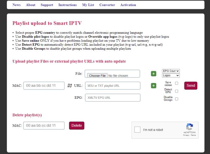 flex iptv - smart tv