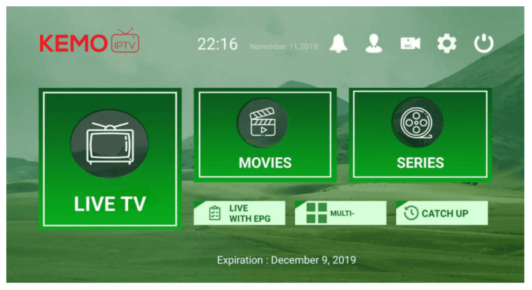 Kemo IPTV