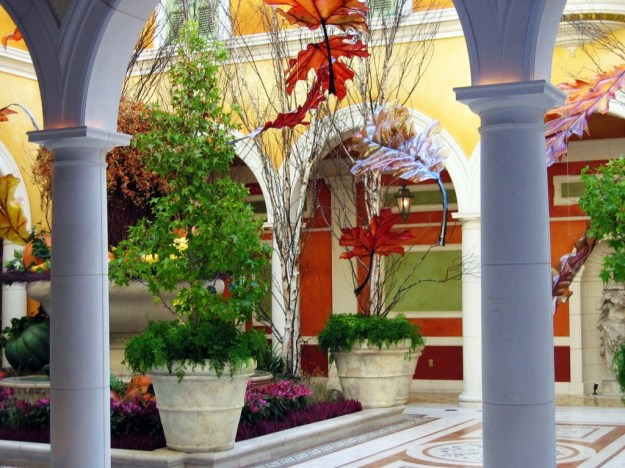 Bellagio Registration - Las Vegas, Nevada