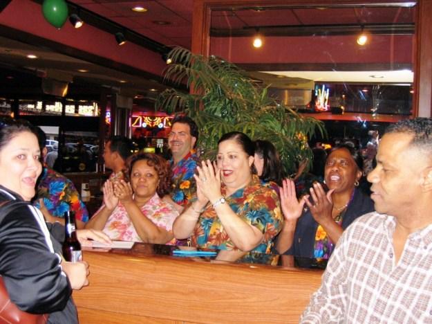 Westward Ho, Las Vegas - closing night November 25, 2005 - Employees Saying Thanks