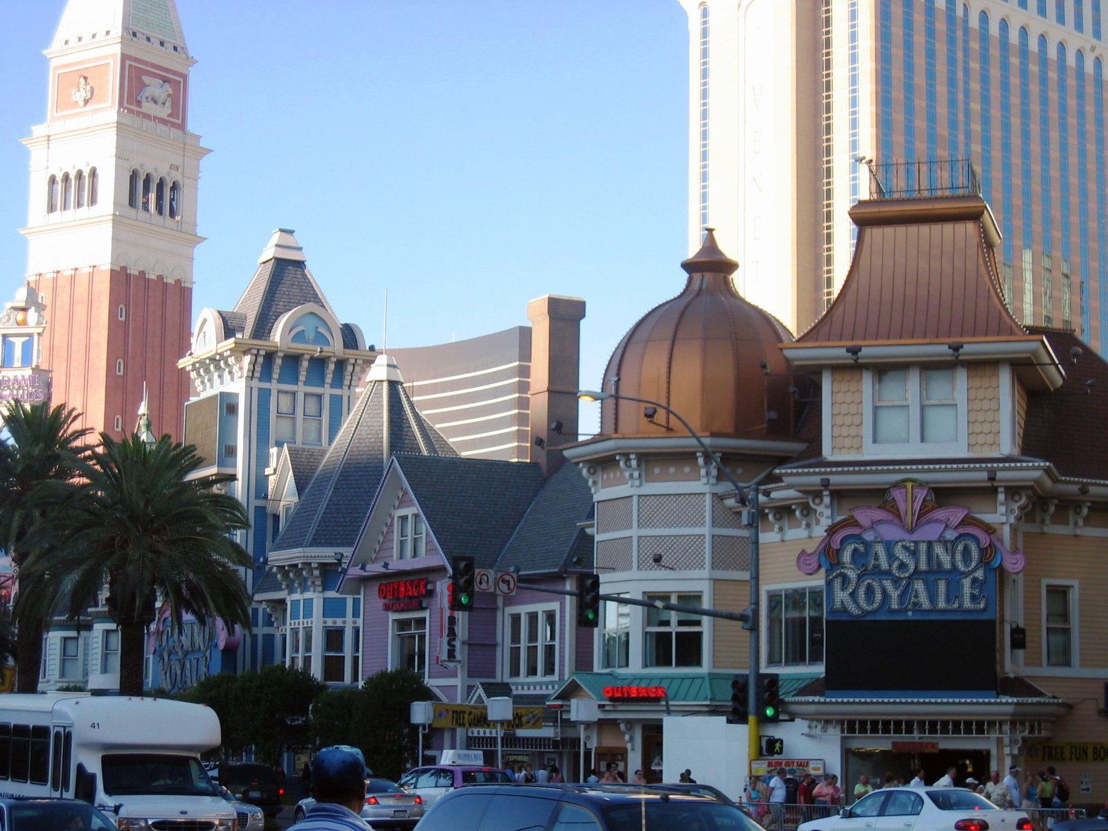 casino royale las vegas video poker