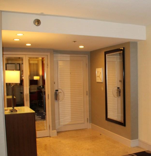 mirage hotel las vegas room