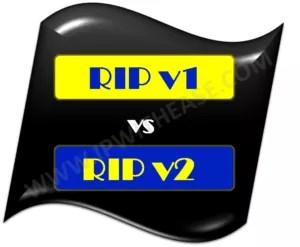 rip vs ripv2