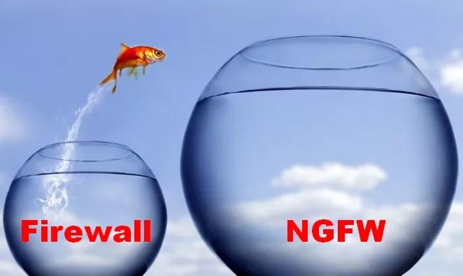 TRADITIONAL FIREWALL VS NEXT GEN FIREWALL ngfw