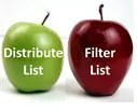Difference between Distribute List and Filter List   IP With Ease