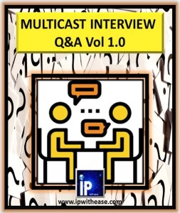 Multicast 30 Interview Questions | IP With Ease