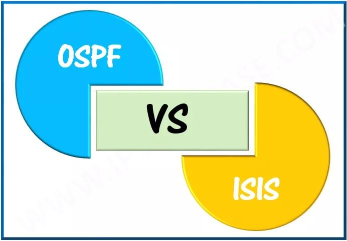 OSPF VS ISIS