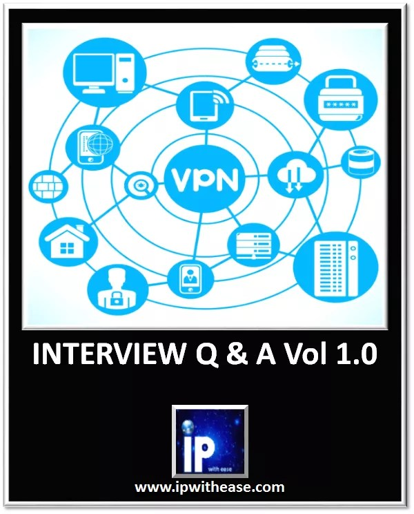 VPN Top 100 Interview Questions | IP With Ease