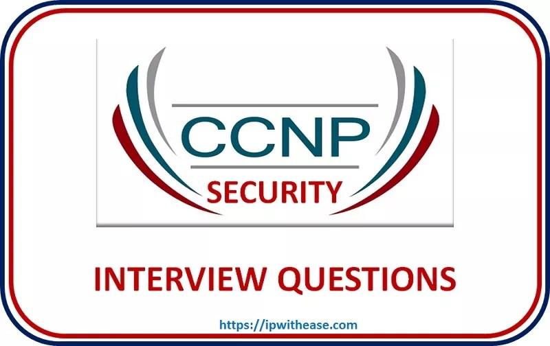 CCNP Security