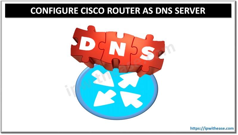 Configure Cisco Router