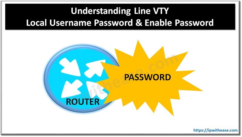 Understanding line vty
