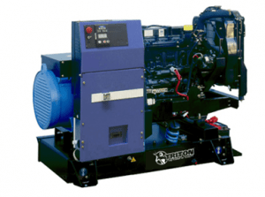 Diesel Backup power Generator