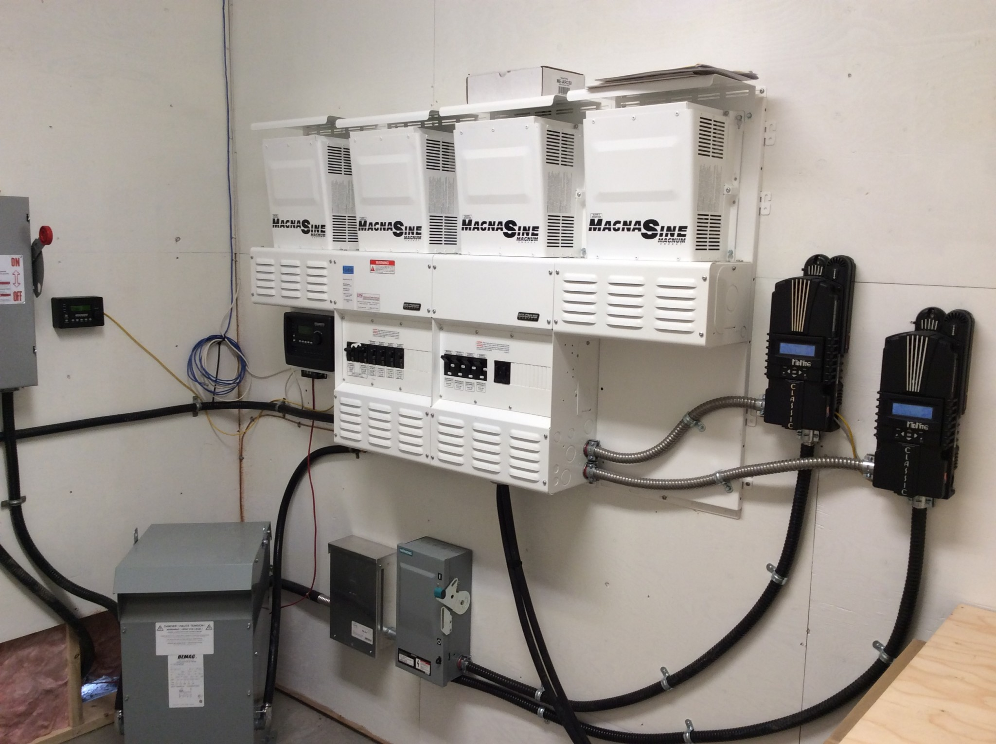 Large Home Solar Kits Integrated Power Systems