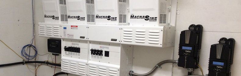 Magnum Energy products and service by IPS Integrated Power Systems of West Kelowna BC