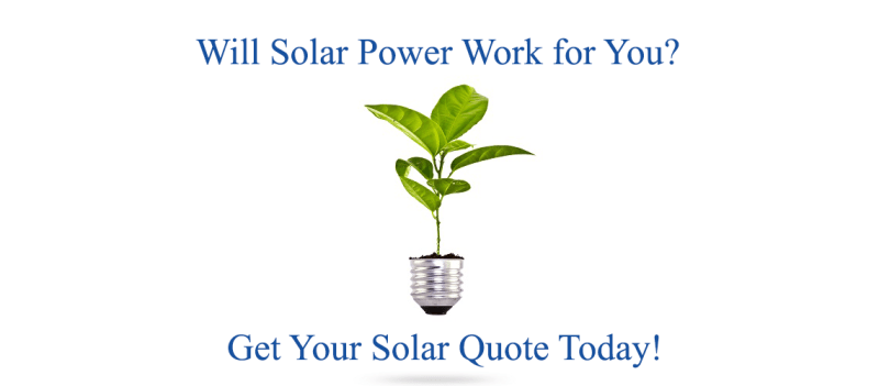 Solar Panel Price Quotes