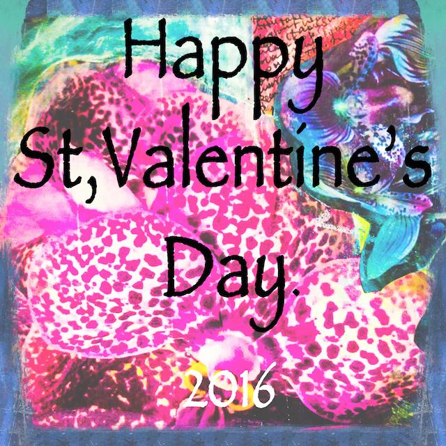 Happy St,Valentine'sDay 2016!