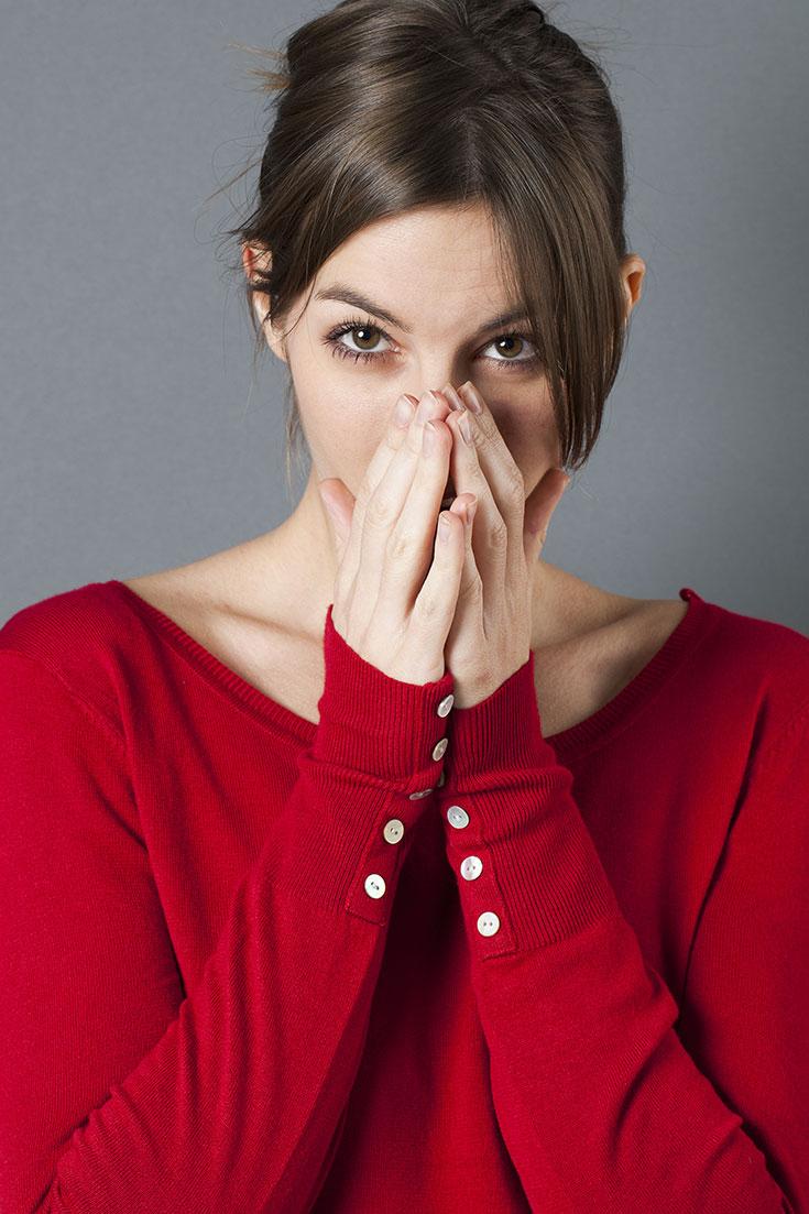 Αποτέλεσμα εικόνας για πλενω τη μυτη μου κοσμασερ