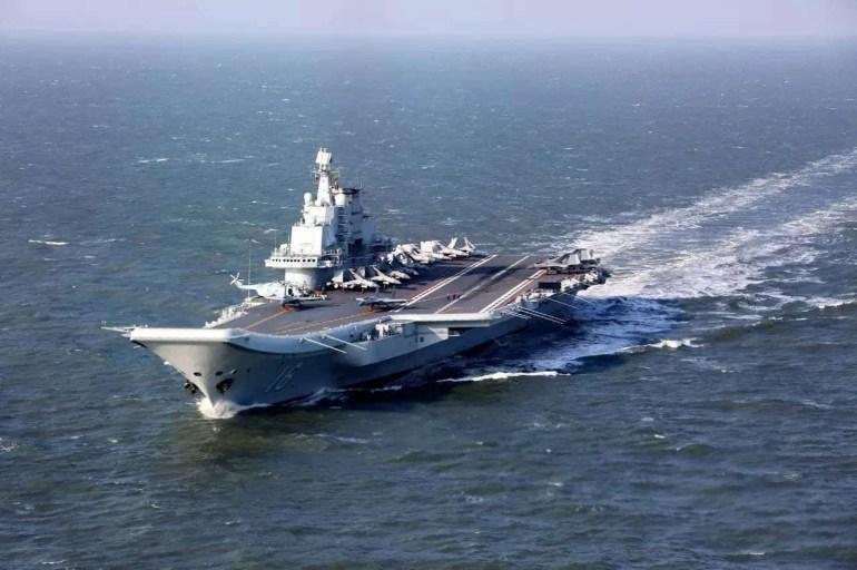 """印度空军75架战机""""大象漫步""""威慑中巴 含25架阵风"""