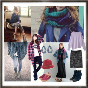 夏×ナチュラルの2014年秋ファッション