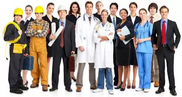 people-from-different-professions