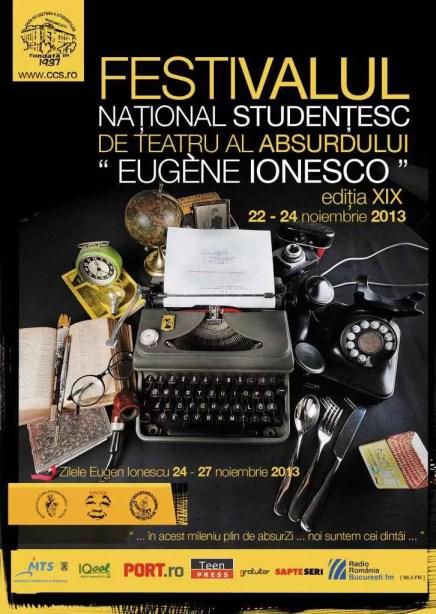 afis Ionesco 2013