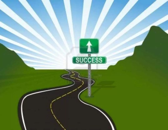 9334188-road-to-success