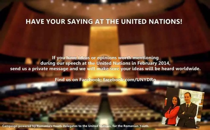 promo_Have your saying at the UN