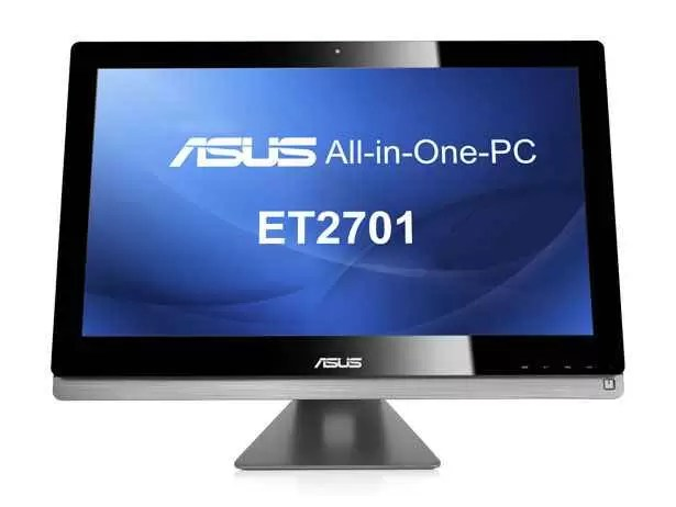 PR ASUS ET2701 All-in-One PC Front