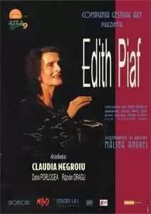Edith Piaf - Afis