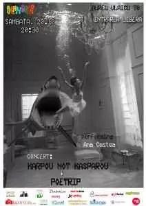 20.12 - Concert Karpov not Kasparov & Poetrip