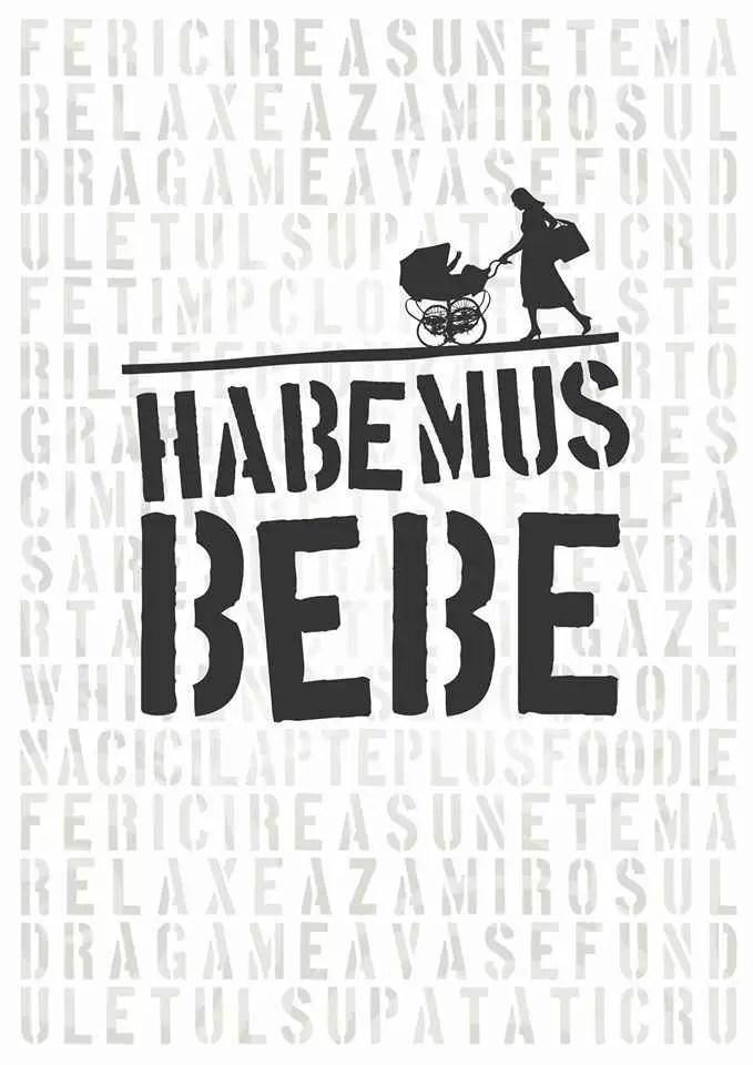 Afis Habemus Bebe