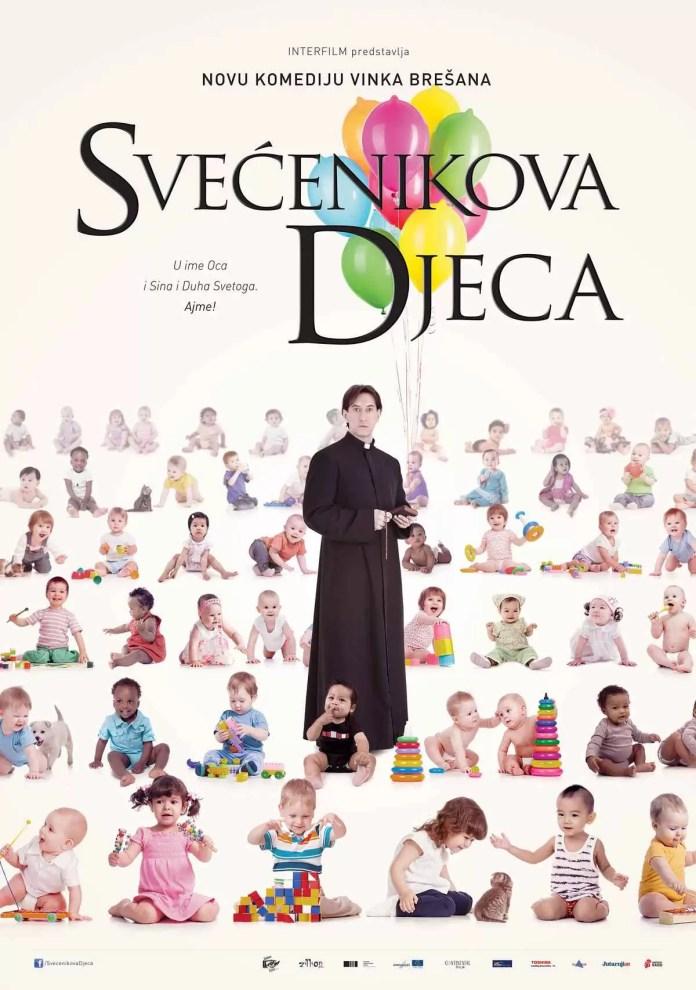 The Priest's Children afis