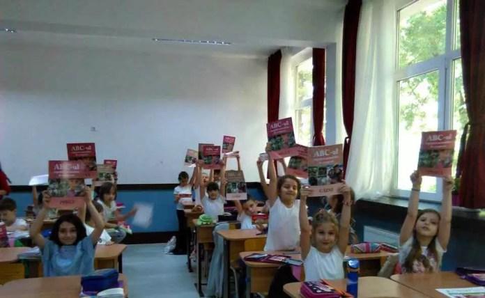 ABC-ul Animalelor in scoli