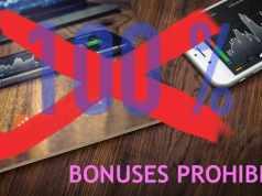 There are no more iqoption bonuses