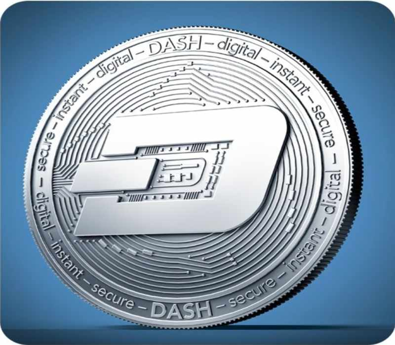 How many dash are there cryptocurrency